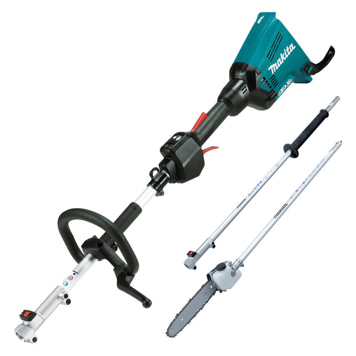 Makita DUX60PS 36V (18Vx2) Li-ion Brushless Multi-Function Powerhead, Pole Saw Kit