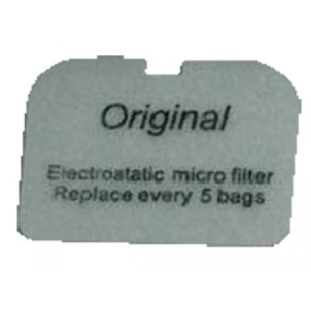 Nilfisk GD5, GD10 Exhaust Vacuum Filter Pack (EXH-GD5)