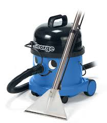 NUMATIC George GVE370 All-in-one Wet, Dry, Extraction Vacuum Blue in STOCK
