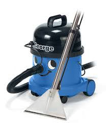 Numatic George Wet, Dry, Extraction vacuum in Blue GVE370