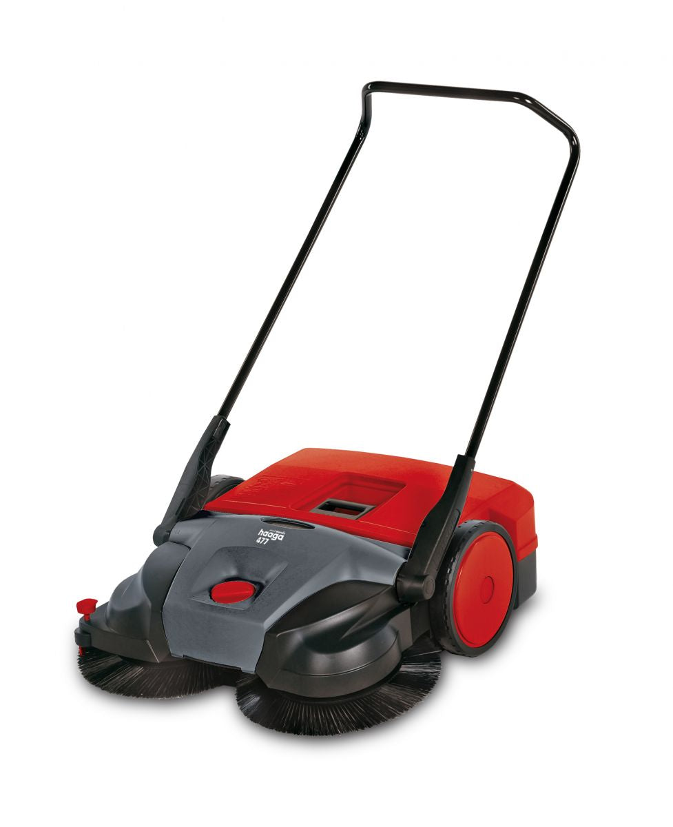 Haaga 477 - Industrial Sweeper Made in Germany