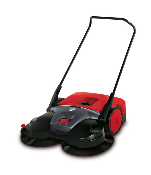 Haaga 497 - Industrial Sweeper Made in Germany