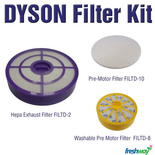Dyson DC04 Complete Filter Kit