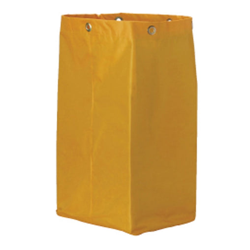 Edco Janitorial Trolley Yellow Bag # 19042