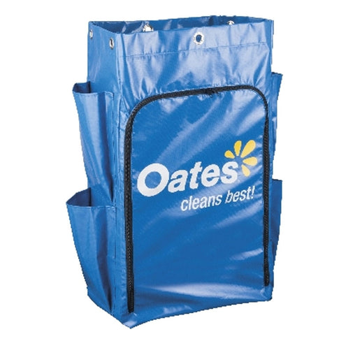 Oates Platinum Janitorial Cart Rep Zip Bag # JA-011-Z