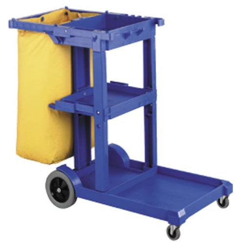 Oates Janitorial Trolly # JC-175BL
