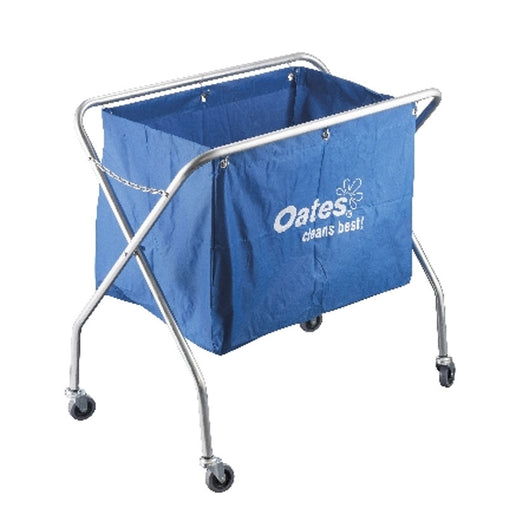 Oates Scissor Trolly - Metal with Bag # JC-176M