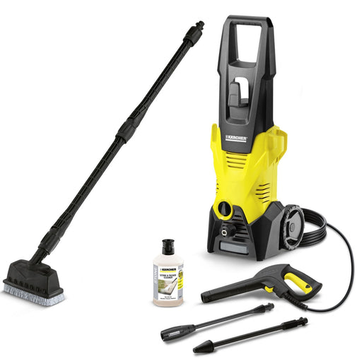 Karcher K3, K 3 Deck Pressure Cleaner Washer + PS40 Power Scrubber