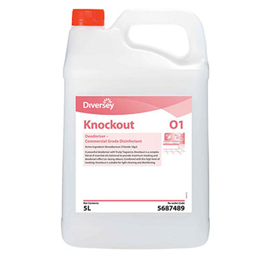 Knockout - Deodoriser & Disinfectant