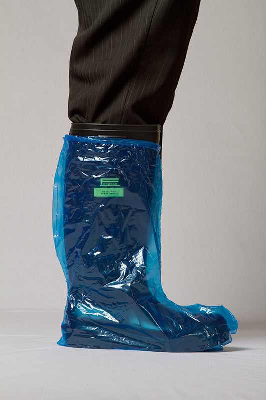Polyethylene Boot Covers - Waterproof - 500MM - 500pcs