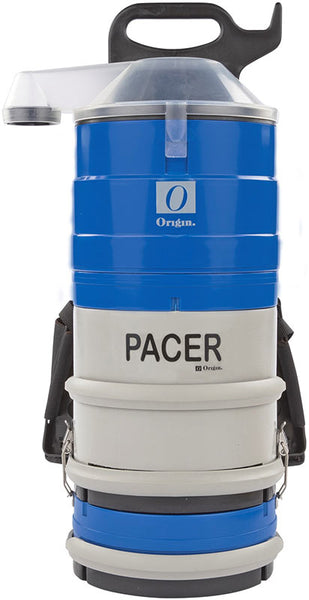 Origin Pacer Battery Backpack HEPA model available