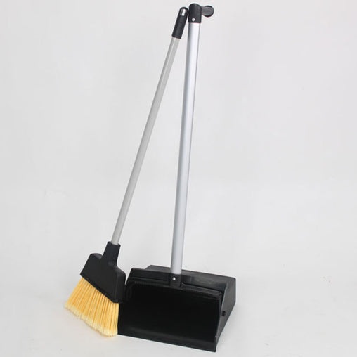 Lobby Broom and Dust Pan Combo x 2