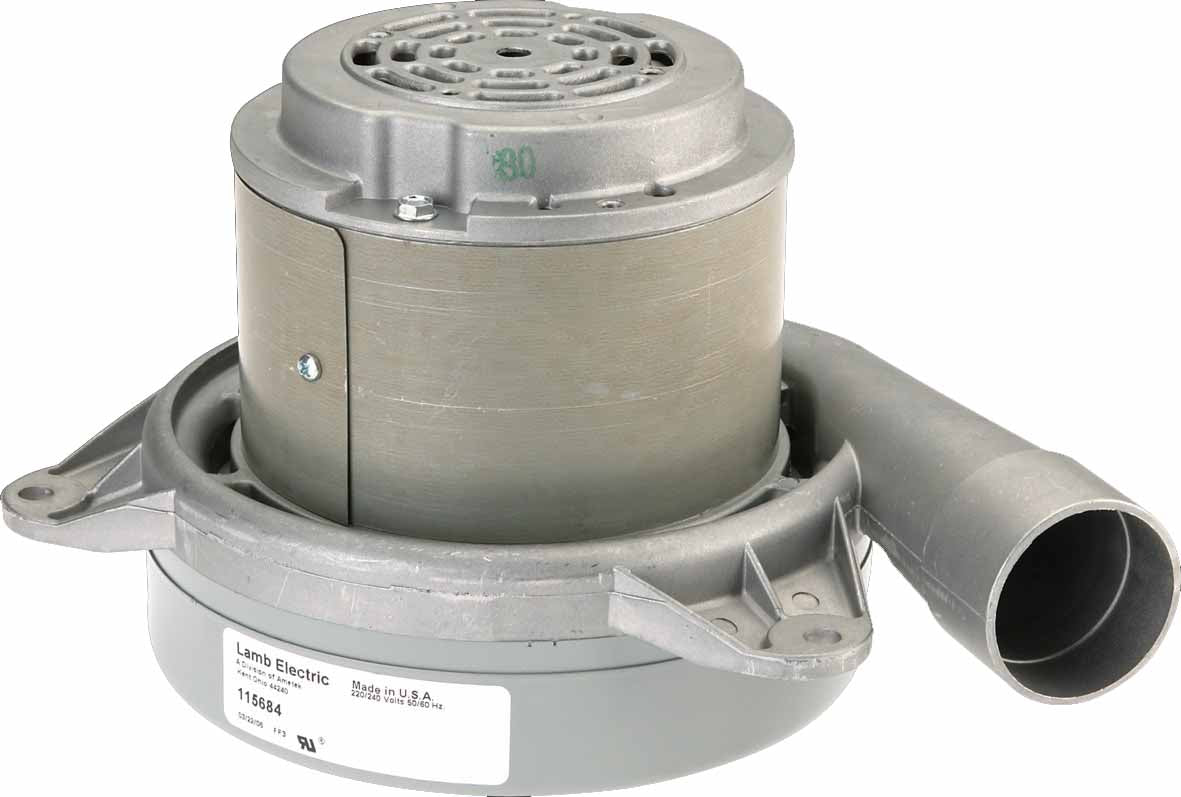 USA Lamb 1250W 2 Stage Tangential 183mm Fan Base M006 #115684