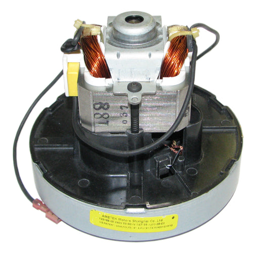 Ametek  1300 Watt Single Stage Motor To Suit Hako Rocket Vac Xp