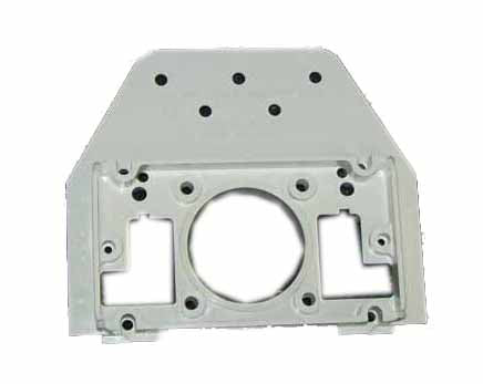 Plastic Mounting Plate