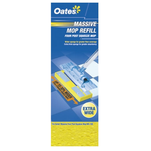 Oates Massive Post Squeezee Mop Refill #MS-101