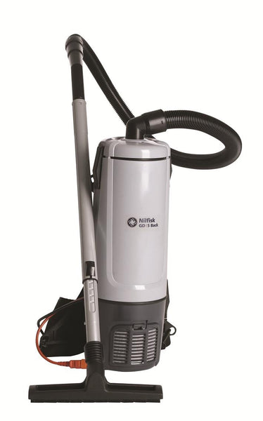 NILFISK GD5 Hepa Commercial Backpack Vacuum Cleaner