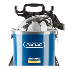 PACVAC Superpro 700 Commercial Dry Backpack Vacuum Cleaner