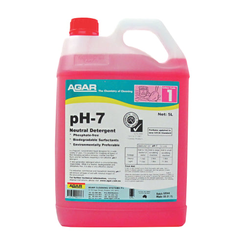 AGAR pH-7 Neutral Detergent (PH5)