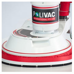 Polivac PV25TS - Dual Speed Suction Polisher - Scrubber