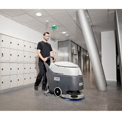 NILFISK SC450 Walk Behind Scrubber Dryer