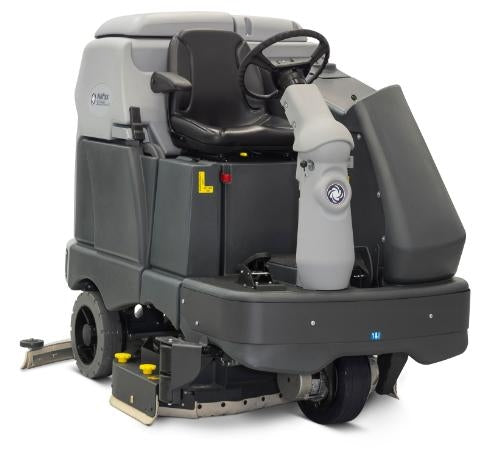 NILFISK SC6500 Battery Ride On Scrubber Dryer