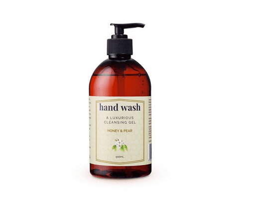 Hand Wash - Honey & Pear- 500 ml Pump Pack