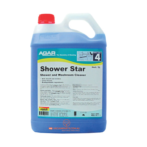 Shower Star - Shower & Washroom Cleaner