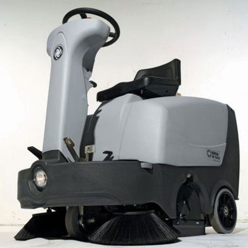 Nilfisk SR1000S Ride on Battery Sweeper