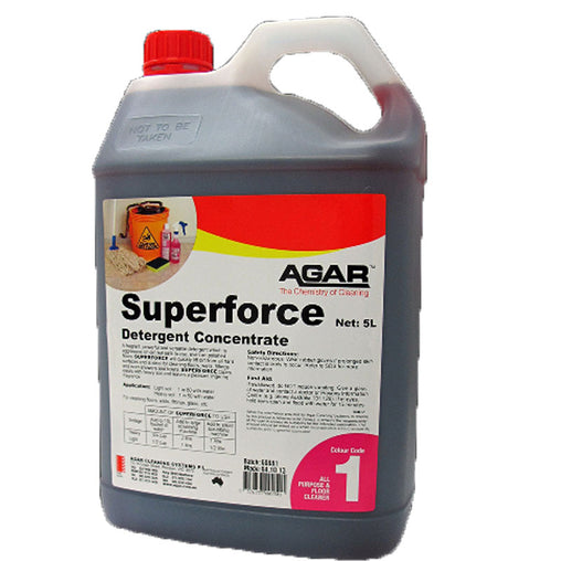 Superforce - All Purpose & Floor Cleaning Products
