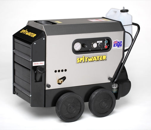 Spitwater SW151 2250PSI 14LPM 5.5HP Industrial Hot Pressure Cleaner (SHW68)