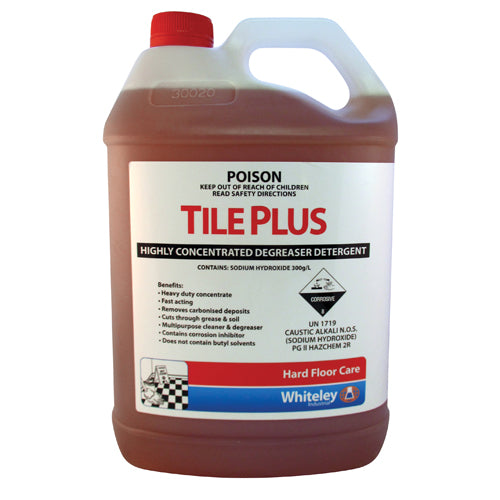 Tile Plus - Highly Concentrated Degreaser
