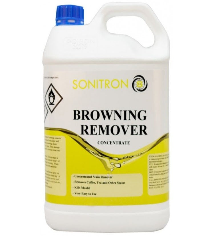 Browning Remover Concentrate