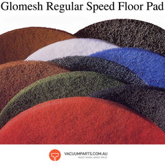 Glomesh Regular Speed Floor Pad - 450MM