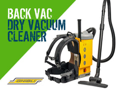 GHIBLI T1 1450W Backpack Vacuum Cleaner T1V2