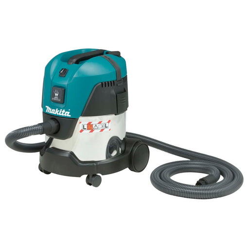 Makita VC2012L 20L Wet/Dry Vacuum, 1,000W, L class, Dust Extractor