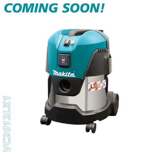 Makita 1000W 20L Wet and Dry L-Class Dust Extraction Vacuum VC2012LX1 PRE ORDER
