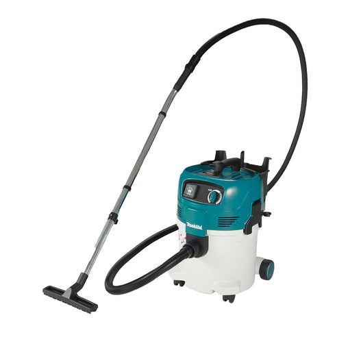 Makita VC3012L 30L Wet/Dry Vacuum, 1,200W, Dust Extraction, L Class