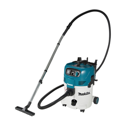 Makita VC3012M 30L Wet/Dry Vacuum, 1,200W, Dust Extraction, M-Class