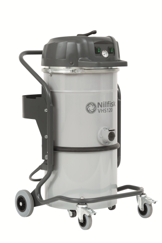 Nilfisk VHS 120 Industrial Single Phase Vacuum Cleaner