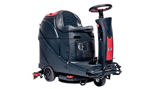 VIPER AS530R Battery Operated Ride On Scrubber Dryer