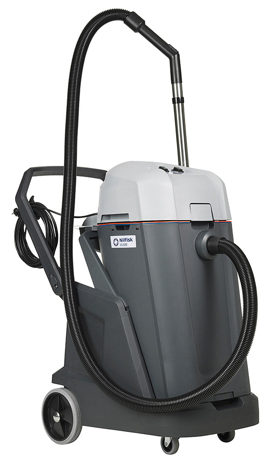 NILFISK VL500 75 Twin Motor Ergo Commercial Wet & Dry Vacuum Cleaner