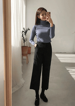 Wave Likes, Knit Top