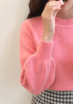 Smoothie, Knit Top