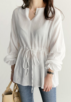 Kindly Asking Blouse