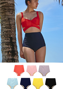 7 Colors High Waisted Bottoms