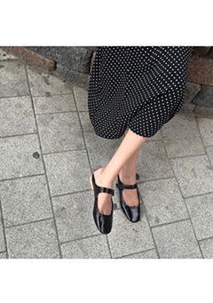 Icheon Vinyl Mules Shoes
