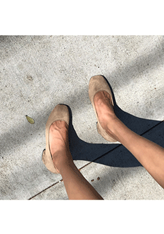 Ramsey Rounded Heels