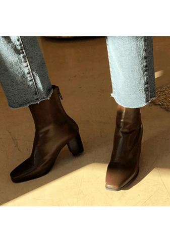 Self Love Experiment Ankle Boots