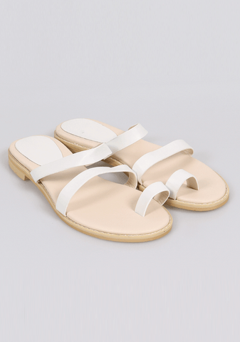 Against The Clock Sandals